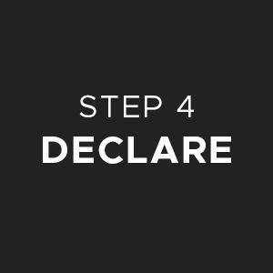 Step 4 Declare