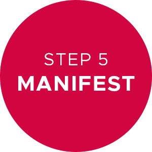 Step 5 Manifest