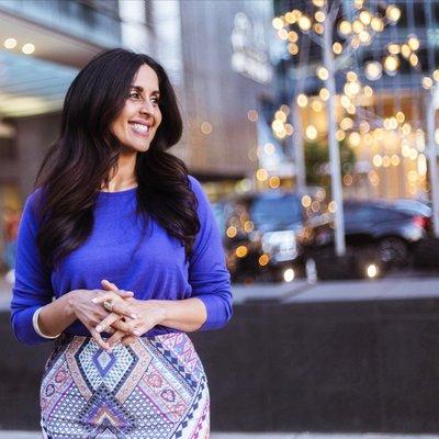 Tonia in New York